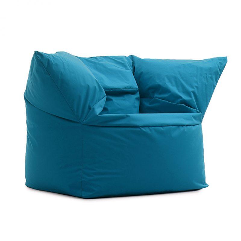 Pufe MEMA Blue