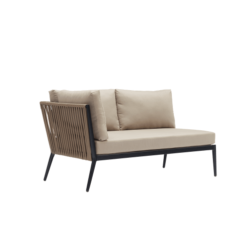 Corner Sofa SYROS Grey
