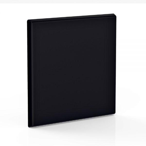 Suprine Werzalit Black 60x60cm